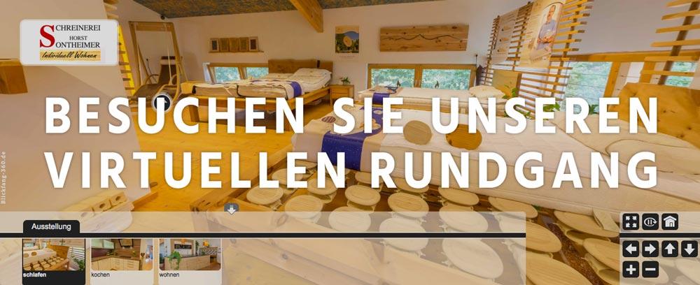 entdecken Sie unser Bett aus Zirbenholz